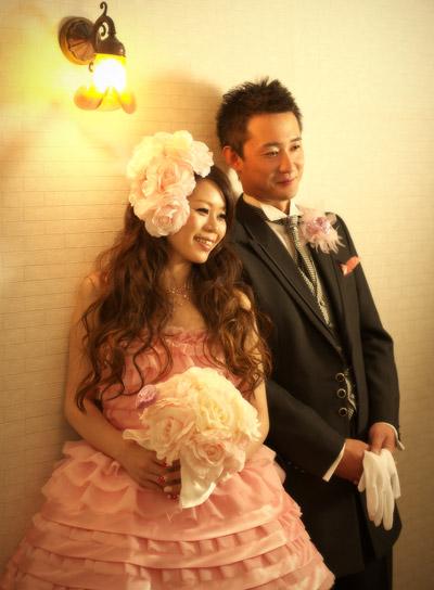 ブライダルフォト,結婚写真