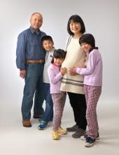 平成24年全国富士営業写真 コンテスト「テーマ賞」富士フィルム全国版ポスターに採用